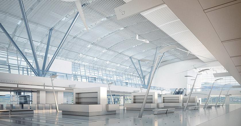 Вокзальный комплекс станции Адлер с сооружением нового пассажирского терминала
