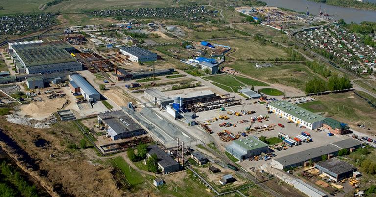 Промышленная база. п. Горячий Ключ