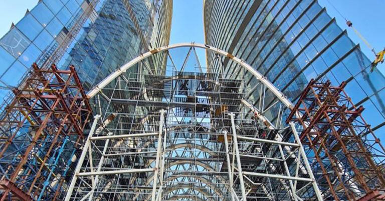 «Мост» признан победителем тендера на строительство надземной части крупного Административно-торгового комплекса в Москве