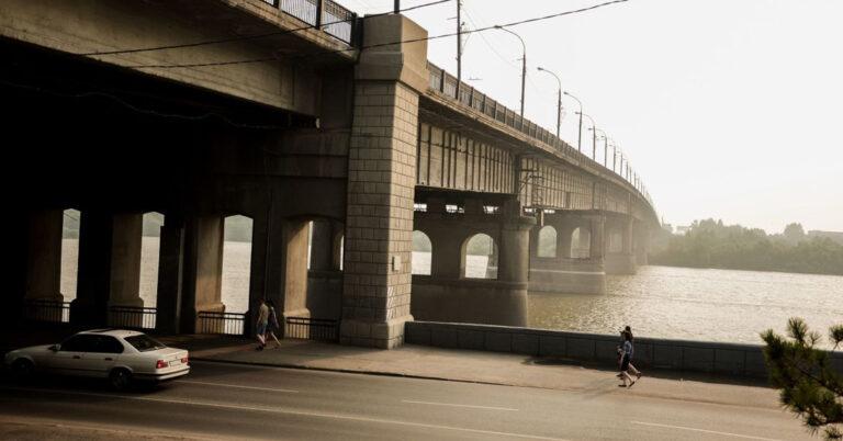 Специалисты «Моста» разработают проект реконструкции Ленинградского моста в Омске