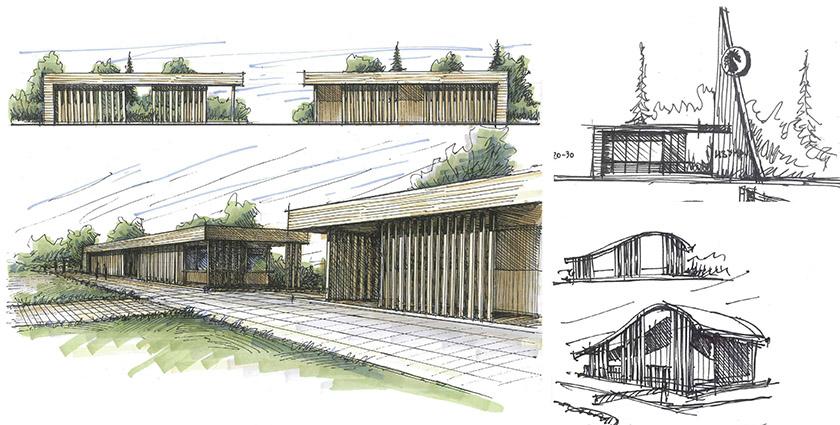 Архитекторы «Моста» работают над концепцией конноспортивного комплекса в Московской области
