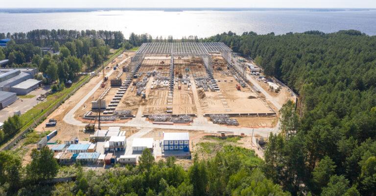 «Мост» ведет строительство производственного корпуса по изготовлению комплексов с беспилотными летательными аппаратами в г. Дубне