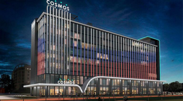 Специалисты «Моста» построят гостиничный комплекс COSMOS 4* в Омске
